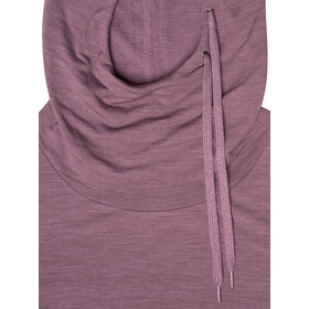 super.natural Essential Tunnel Sudadera Mujer, berry conserve melange